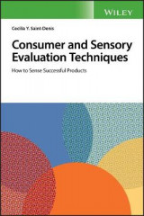 Omslag - Consumer and Sensory Evaluation Techniques