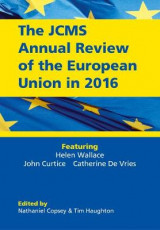 Omslag - The JCMS Annual Review of the European Union in 2016