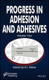 Omslag - Progress in Adhesion and Adhesives