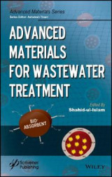 Omslag - Advanced Materials for Wastewater Treatment