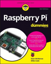 Raspberry Pi For Dummies av Mike Cook og Sean McManus (Heftet)