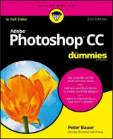 Omslag - Adobe Photoshop CC For Dummies