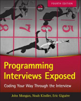 Omslag - Programming Interviews Exposed