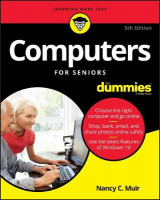 Omslag - Computers For Seniors For Dummies