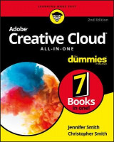 Omslag - Adobe Creative Cloud All-in-One For Dummies