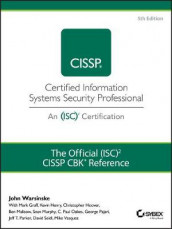 The Official (ISC)2 Guide to the CISSP CBK Reference av Mark Graff, Kevin Henry, Christopher Hoover, Ben Malisow, Sean Murphy, C. Paul Oakes, George Pajari, Jeff T. Parker, David Seidl og John Warsinske (Innbundet)