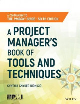 Omslag - A Project Manager's Book of Tools and Techniques