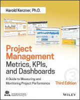 Omslag - Project Management Metrics, KPIs, and Dashboards