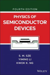 Omslag - Physics of Semiconductor Devices