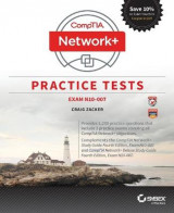 Omslag - CompTIA Network+ Practice Tests