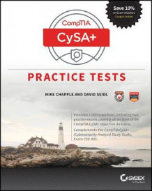 CompTIA CySA+ Practice Tests av Mike Chapple og David Seidl (Heftet)