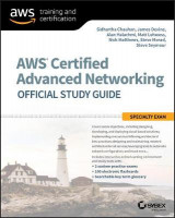 Omslag - AWS Certified Advanced Networking Official Study Guide