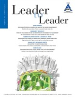 Leader to Leader (LTL), Volume 85, Summer 2017 av LTL (Heftet)