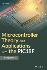 Omslag - Microcontroller Theory and Applications with the PIC18F