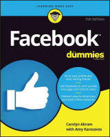 Omslag - Facebook For Dummies