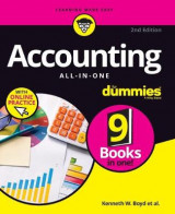 Omslag - Accounting All-in-One For Dummies