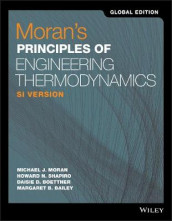 Moran's Principles of Engineering Thermodynamics av Margaret B. Bailey, Daisie D. Boettner, Michael J. Moran og Howard N. Shapiro (Heftet)