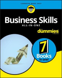 Business Skills All-in-One For Dummies av Consumer Dummies (Heftet)