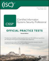 Omslag - CISSP Official (ISC)2 Practice Tests