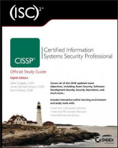 (ISC)2 CISSP Certified Information Systems Security Professional Official Study Guide av Mike Chapple, Darril Gibson og James Michael Stewart (Heftet)