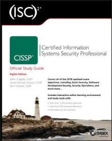 (ISC)2 CISSP Certified Information Systems Security Professional Official Study Guide av Mike Chapple, James Michael Stewart og Darril Gibson (Heftet)