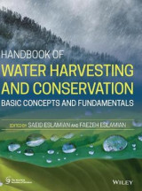 Omslag - Handbook of Water Harvesting and Conservation