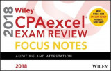 Omslag - Wiley CPAexcel Exam Review 2018 Focus Notes