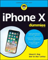 Omslag - iPhone X For Dummies