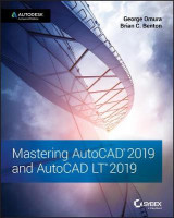 Omslag - Mastering AutoCAD 2019 and AutoCAD LT 2019