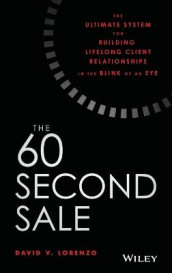 "The 60 Second Sale av ""Lorenzo"" (Innbundet)"