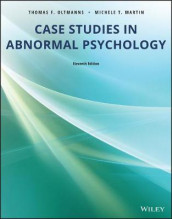 Case Studies in Abnormal Psychology av Michele T. Martin og Thomas F. Oltmanns (Heftet)