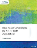Omslag - Fraud Risk in Governmental and Not-for-Profit Organizations