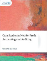 Omslag - Case Studies in Not-for-Profit Accounting and Auditing
