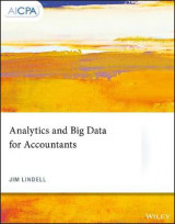 Omslag - Analytics and Big Data for Accountants