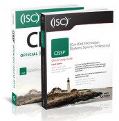 (ISC)2 CISSP Certified Information Systems Security Professional Official Study Guide & Practice Tests Bundle av Mike Chapple, Darril Gibson, David Seidl og James Michael Stewart (Heftet)