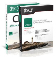 (ISC)2 CISSP Certified Information Systems Security Professional Official Study Guide & Practice Tests Bundle av Mike Chapple, David Seidl, James Michael Stewart og Darril Gibson (Heftet)