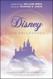 Disney and Philosophy av Richard Brian Davis (Heftet)