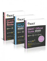 Omslag - GMAT Official Guide 2020 Bundle