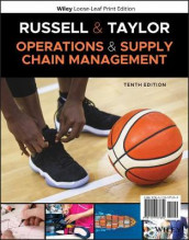Operations and Supply Chain Management av Roberta S. Russell og Bernard W. Taylor (Perm)