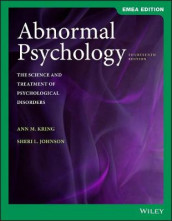Abnormal Psychology av Sheri L. Johnson og Ann M. Kring (Heftet)