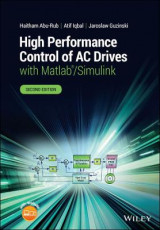Omslag - High Performance Control of AC Drives with Matlab/Simulink