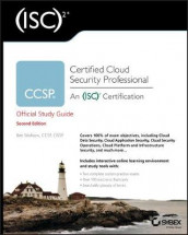 (ISC)2 CCSP Certified Cloud Security Professional Official Study Guide av Ben Malisow (Heftet)