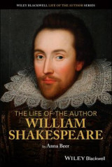 Omslag - The Life of the Author: William Shakespeare