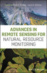 Omslag - Advances in Remote Sensing for Natural Resource Monitoring