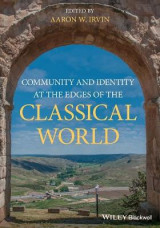 Omslag - Community and Identity at the Edges of the Classical World