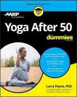 Omslag - Yoga After 50 For Dummies