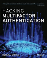 Omslag - Hacking Multifactor Authentication