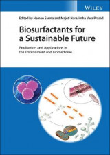 Omslag - Biosurfactants for a Sustainable Future