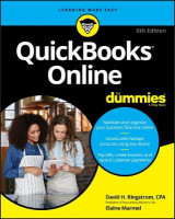 Omslag - QuickBooks Online For Dummies