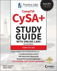 CompTIA CySA+ Study Guide with Online Labs av Mike Chapple (Heftet)